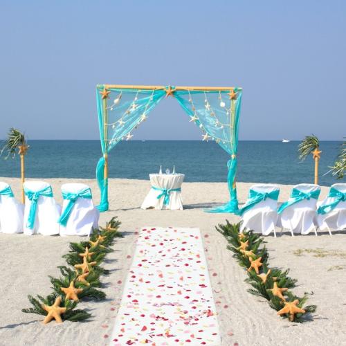 sposarsi sulla spiaggia