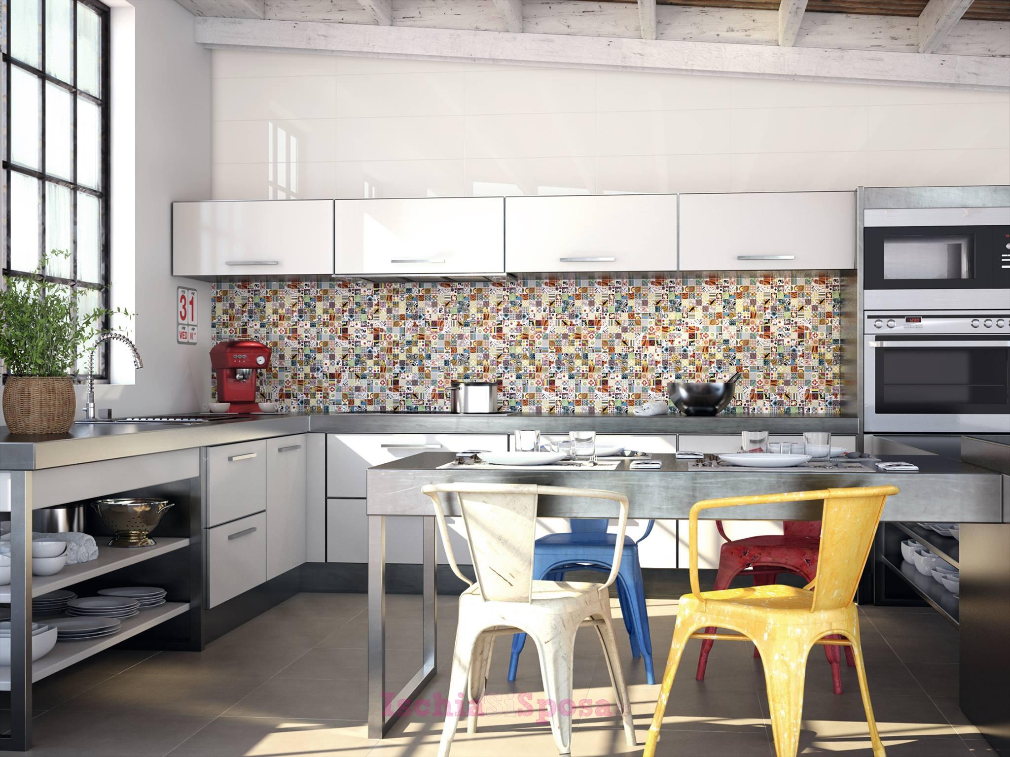 piastrelle gres porcellanato effetto mattone: brooklyn u2013 gres ... - Gres Porcellanato Cucina Moderna