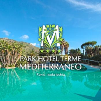 hotel mediterraneo ischia logo