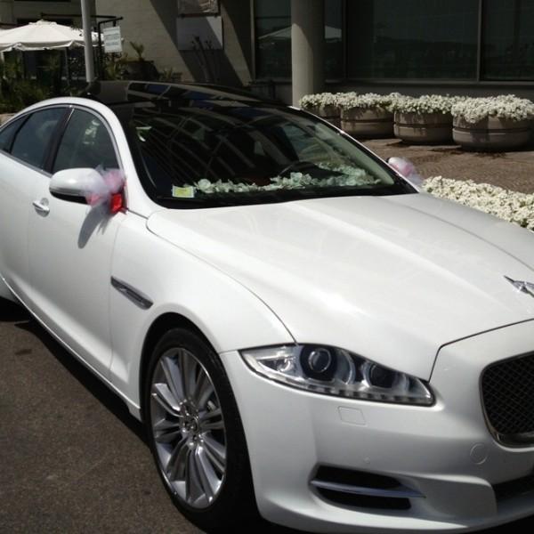jaguar xj matrimonio ischia