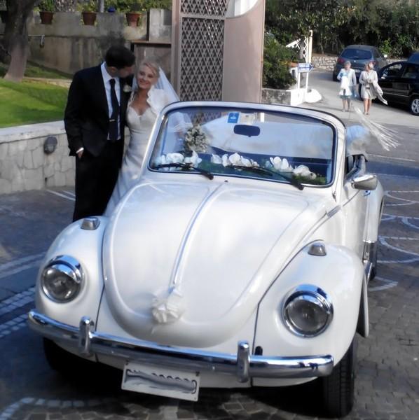 maggiolone matrimonio ischia
